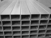 Труба профильная прямоугольная 80х40х2. Крытый склад.