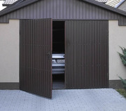 Ворота в гараж